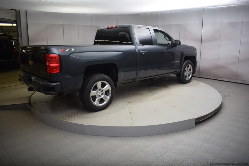 2018 Silverado 1500 Double Cab 4x4,  Pickup #C181173 - photo 19