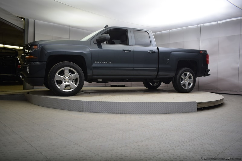 2018 Silverado 1500 Double Cab 4x4,  Pickup #C181173 - photo 4