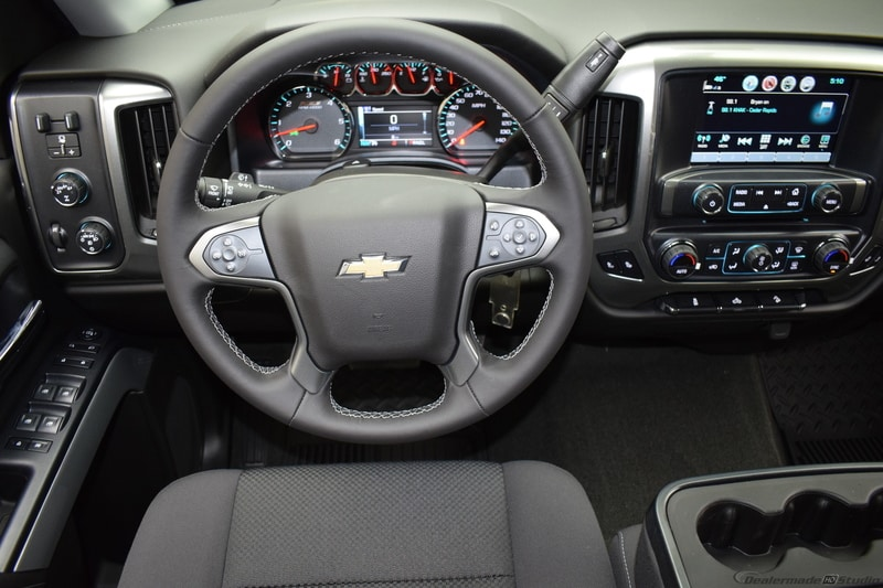 2018 Silverado 1500 Double Cab 4x4,  Pickup #C181173 - photo 8