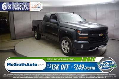 2018 Silverado 1500 Double Cab 4x4,  Pickup #C181173 - photo 1