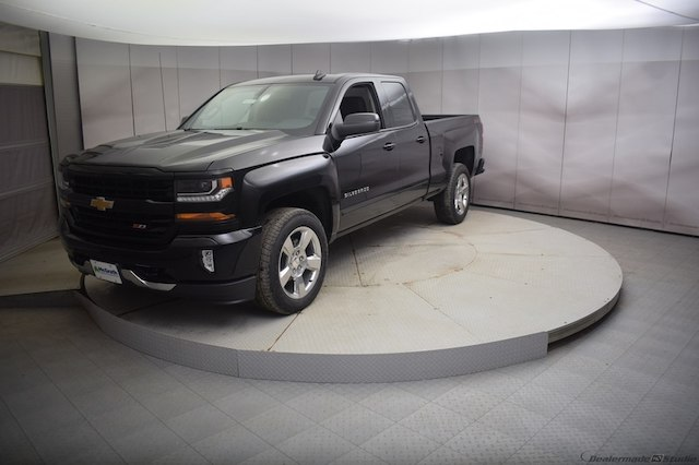2018 Silverado 1500 Double Cab 4x4,  Pickup #C181181 - photo 3