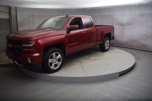 2018 Silverado 1500 Double Cab 4x4,  Pickup #C181192 - photo 4