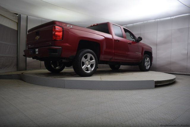 2018 Silverado 1500 Double Cab 4x4,  Pickup #C181192 - photo 2