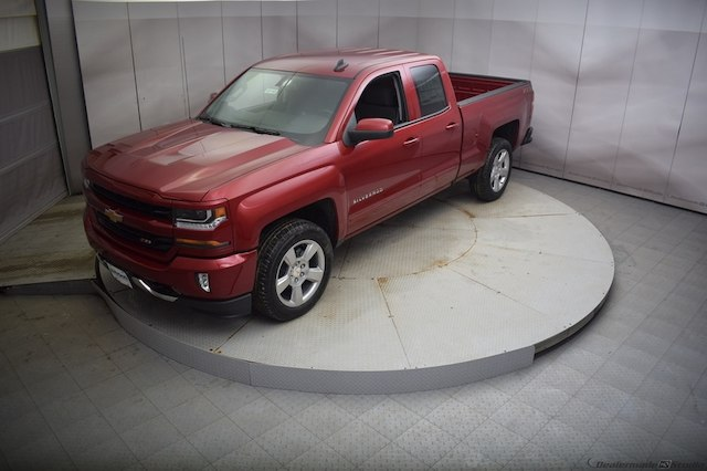 2018 Silverado 1500 Double Cab 4x4, Pickup #C181193 - photo 31