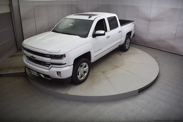 2018 Silverado 1500 Crew Cab 4x4,  Pickup #C181196 - photo 26