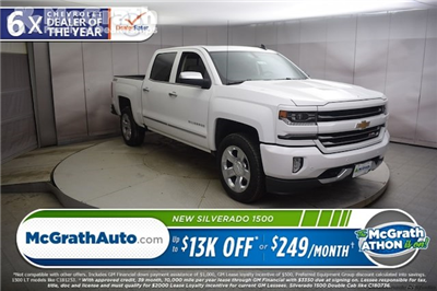 2018 Silverado 1500 Crew Cab 4x4,  Pickup #C181196 - photo 1