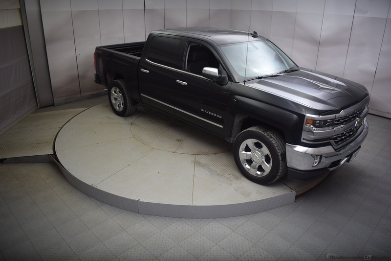 2018 Silverado 1500 Crew Cab 4x4,  Pickup #C181198 - photo 3
