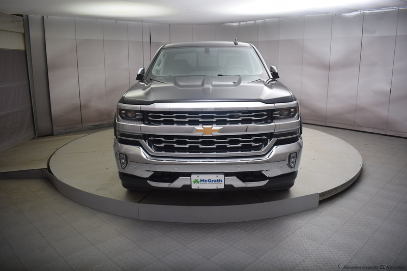 2018 Silverado 1500 Crew Cab 4x4,  Pickup #C181198 - photo 4