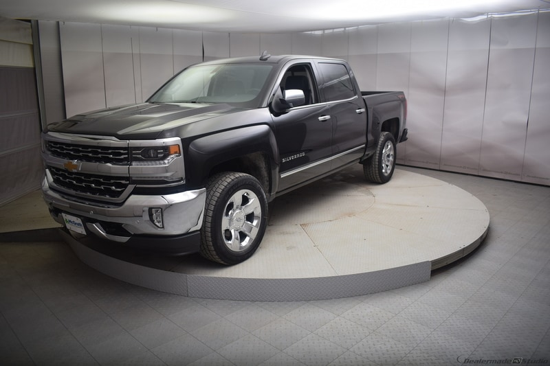 2018 Silverado 1500 Crew Cab 4x4,  Pickup #C181198 - photo 5