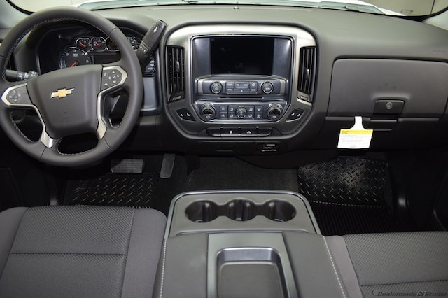 2018 Silverado 1500 Double Cab 4x4,  Pickup #C181233 - photo 11