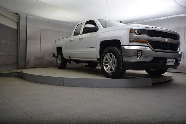 2018 Silverado 1500 Double Cab 4x4, Pickup #C181233 - photo 22