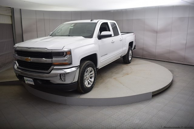 2018 Silverado 1500 Double Cab 4x4, Pickup #C181233 - photo 5