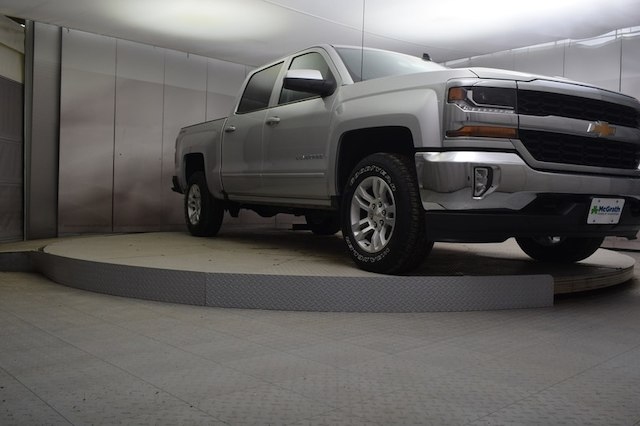 2018 Silverado 1500 Crew Cab 4x4,  Pickup #C181303 - photo 21