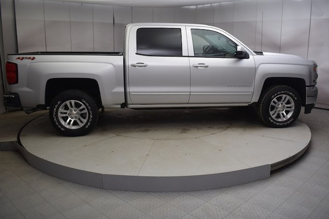 2018 Silverado 1500 Crew Cab 4x4,  Pickup #C181303 - photo 24