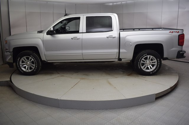 2018 Silverado 1500 Crew Cab 4x4,  Pickup #C181303 - photo 26