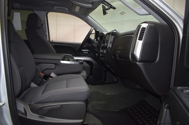 2018 Silverado 1500 Crew Cab 4x4,  Pickup #C181303 - photo 7