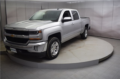 2018 Silverado 1500 Crew Cab 4x4,  Pickup #C181303 - photo 6