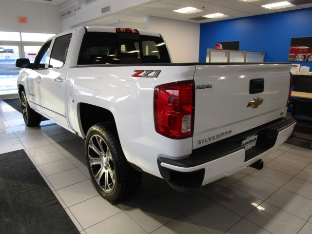 2018 Silverado 1500 Crew Cab 4x4,  Pickup #C181417 - photo 10