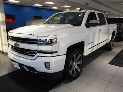 2018 Silverado 1500 Crew Cab 4x4,  Pickup #C181417 - photo 4