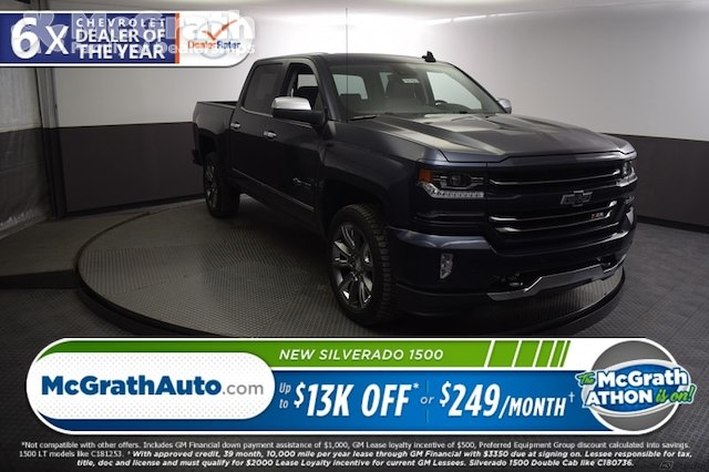 2018 Silverado 1500 Crew Cab 4x4,  Pickup #C181423 - photo 1