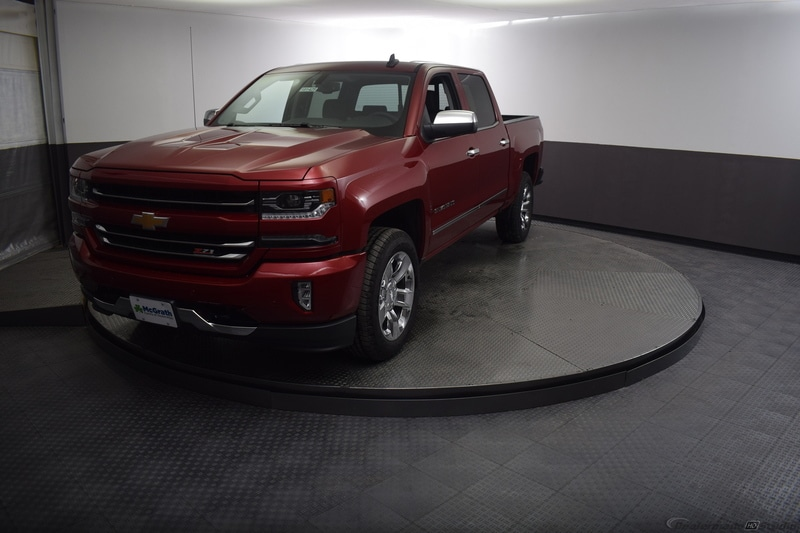 2018 Silverado 1500 Crew Cab 4x4,  Pickup #C181425 - photo 3