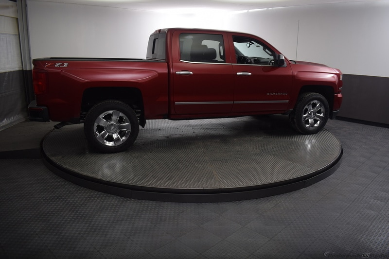 2018 Silverado 1500 Crew Cab 4x4,  Pickup #C181425 - photo 19