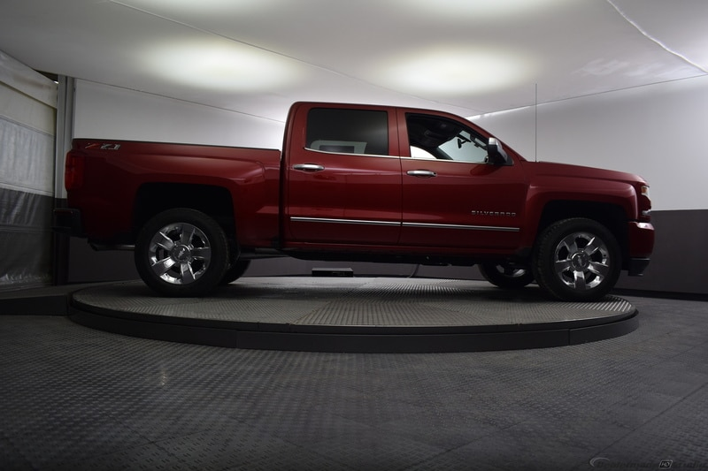 2018 Silverado 1500 Crew Cab 4x4,  Pickup #C181425 - photo 27
