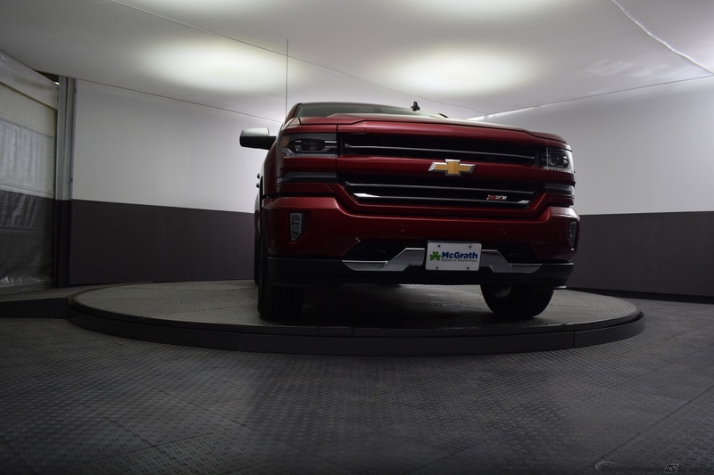 2018 Silverado 1500 Crew Cab 4x4,  Pickup #C181425 - photo 28