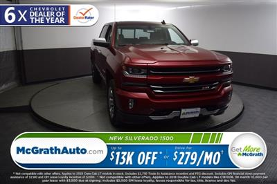 2018 Silverado 1500 Crew Cab 4x4,  Pickup #C181425 - photo 1