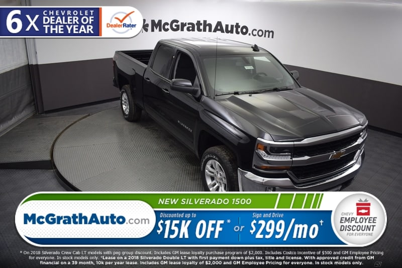 2018 Silverado 1500 Double Cab 4x4,  Pickup #C181550 - photo 29