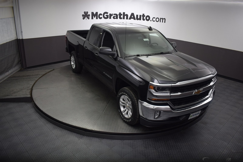 2018 Silverado 1500 Double Cab 4x4,  Pickup #C181601 - photo 3