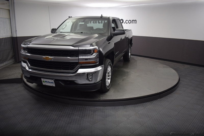 2018 Silverado 1500 Double Cab 4x4,  Pickup #C181601 - photo 4