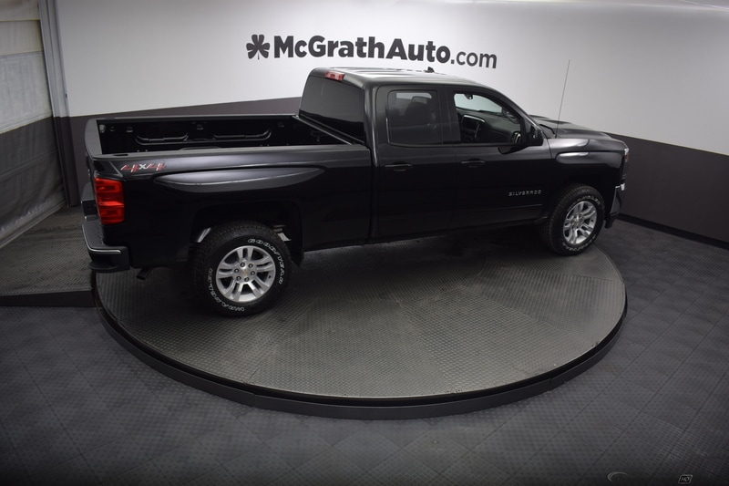 2018 Silverado 1500 Double Cab 4x4,  Pickup #C181601 - photo 19