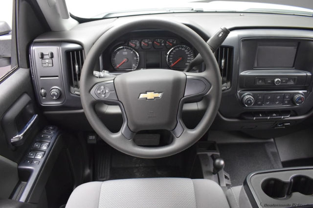 2018 Silverado 2500 Double Cab 4x4,  Pickup #C181622 - photo 8