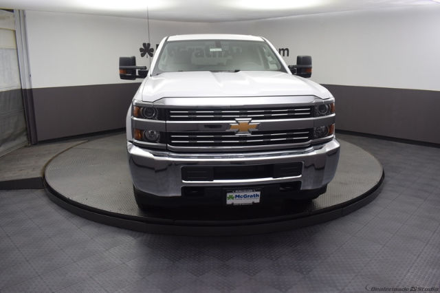 2018 Silverado 2500 Double Cab 4x4,  Pickup #C181622 - photo 4