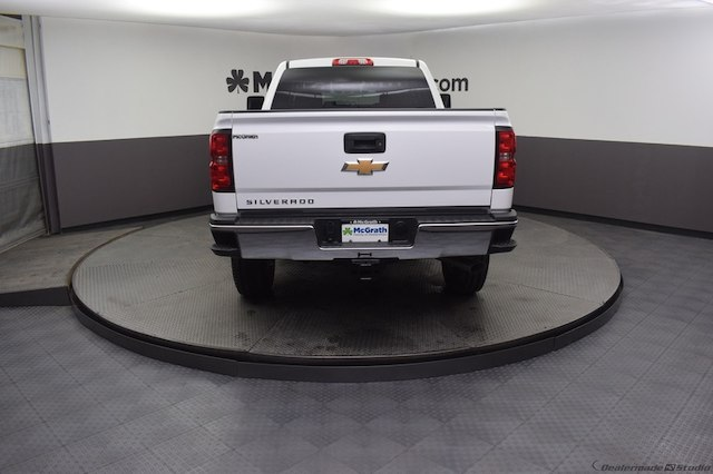 2018 Silverado 2500 Double Cab 4x4,  Pickup #C181622 - photo 21