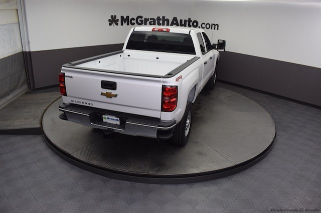 2018 Silverado 2500 Double Cab 4x4,  Pickup #C181622 - photo 2