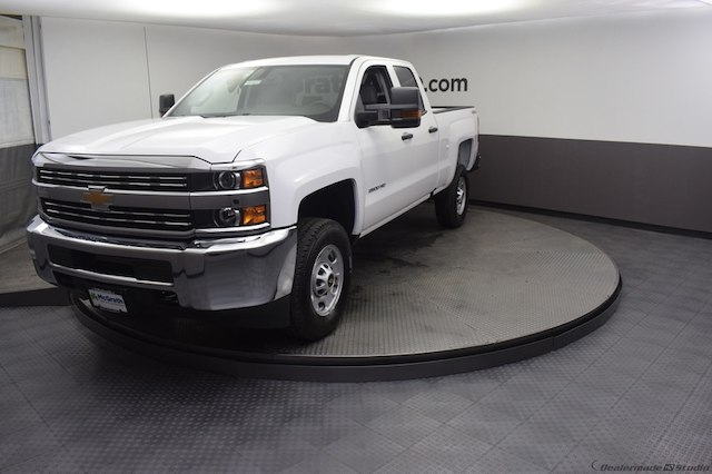 2018 Silverado 2500 Double Cab 4x4,  Pickup #C181622 - photo 5