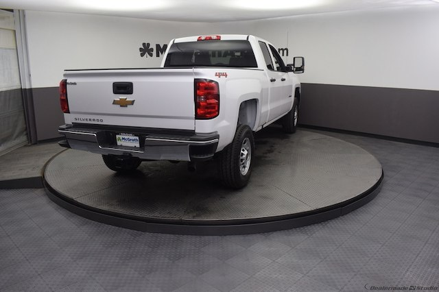2018 Silverado 2500 Double Cab 4x4,  Pickup #C181622 - photo 23