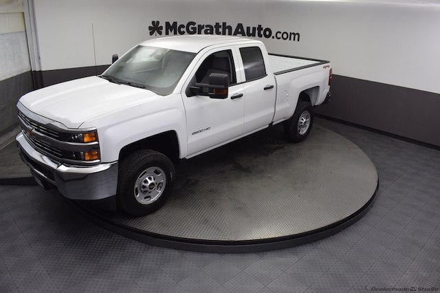 2018 Silverado 2500 Double Cab 4x4,  Pickup #C181622 - photo 28