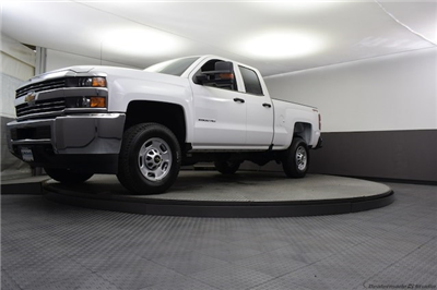 2018 Silverado 2500 Double Cab 4x4,  Pickup #C181622 - photo 24