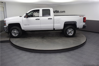 2018 Silverado 2500 Double Cab 4x4,  Pickup #C181622 - photo 25