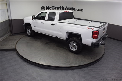 2018 Silverado 2500 Double Cab 4x4,  Pickup #C181622 - photo 26