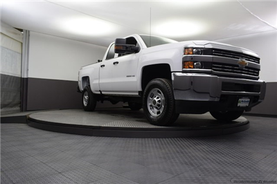 2018 Silverado 2500 Double Cab 4x4,  Pickup #C181622 - photo 32