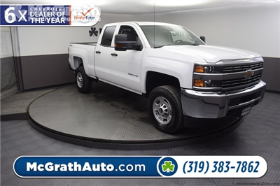 2018 Silverado 2500 Double Cab 4x4,  Pickup #C181622 - photo 1