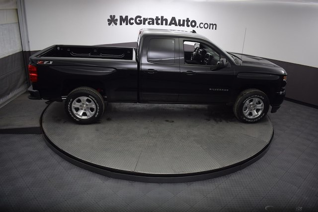 2018 Silverado 1500 Double Cab 4x4,  Pickup #C181632 - photo 12