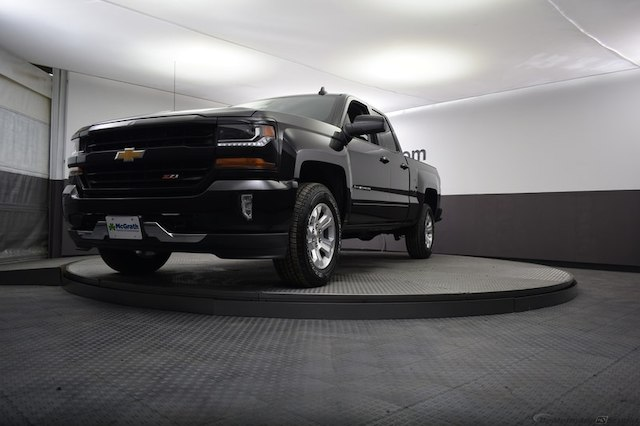 2018 Silverado 1500 Double Cab 4x4,  Pickup #C181632 - photo 22