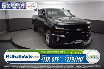 2018 Silverado 1500 Double Cab 4x4,  Pickup #C181632 - photo 1