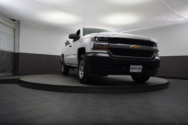 2018 Silverado 1500 Regular Cab 4x4,  Pickup #C181645 - photo 16