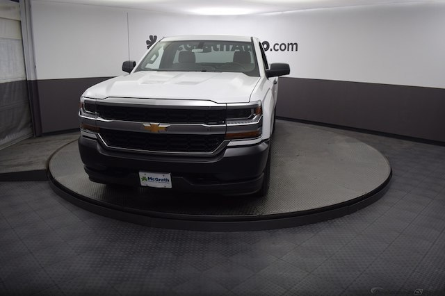 2018 Silverado 1500 Regular Cab 4x4,  Pickup #C181645 - photo 4